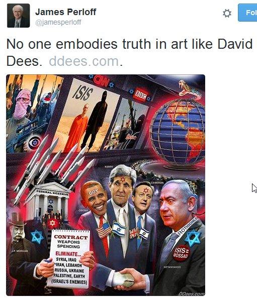 Perloff on David Dees