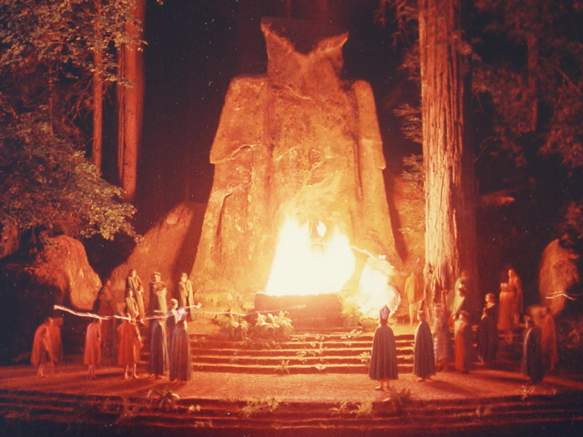 Moloch at Bohemian Grove